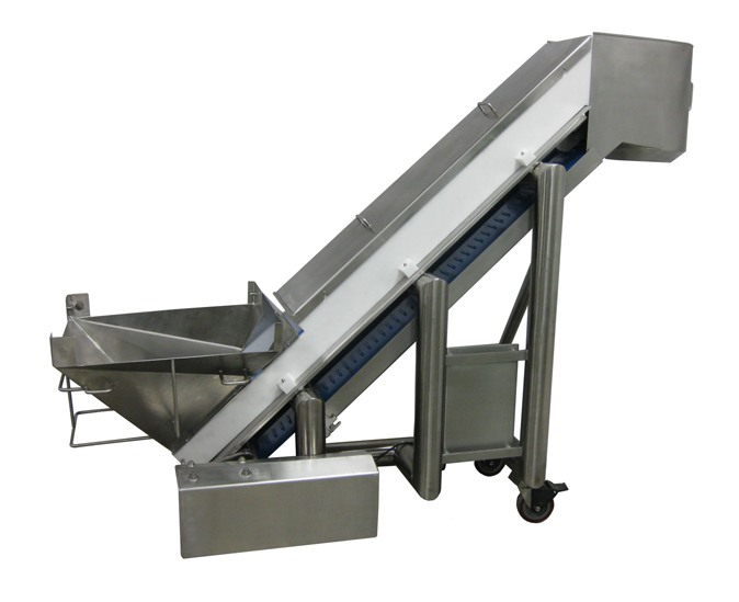 Cutting & Elevating Conveyors