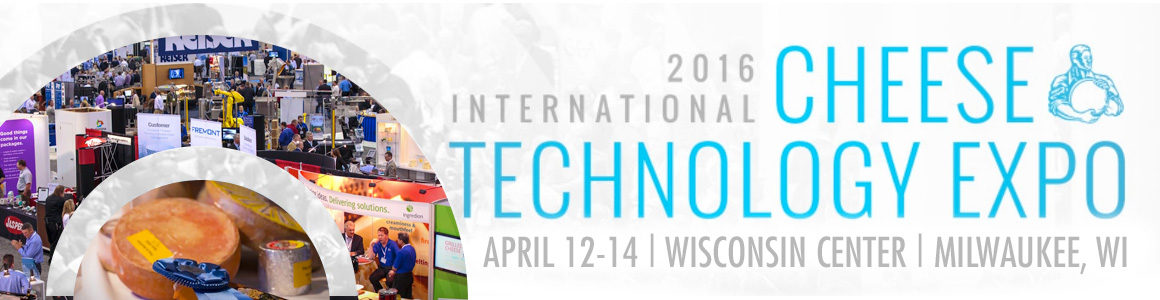 2016 International Cheese Technology Expo in Milwaukee, WI