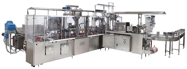 In 1984 HART Design & Manufacturing adding the HCC Filling Machine to their line of products