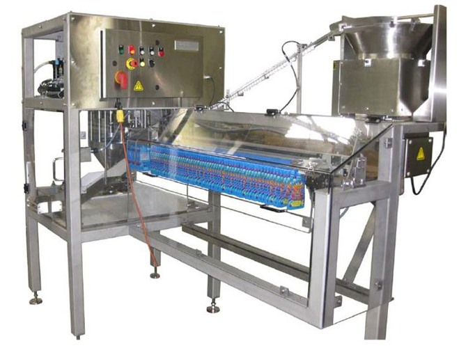 PFC-10 Spouted Pouch Filler by HART Design