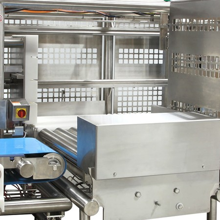 Cutting & Elevating Conveyors by HART Design & Manufacturing