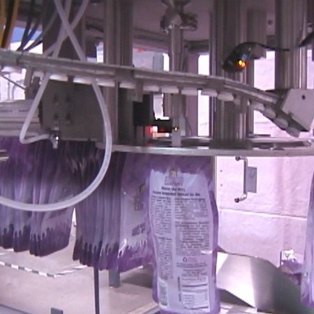 PFC-10 Spouted Pouch Filler from HART Design & Manufacturing