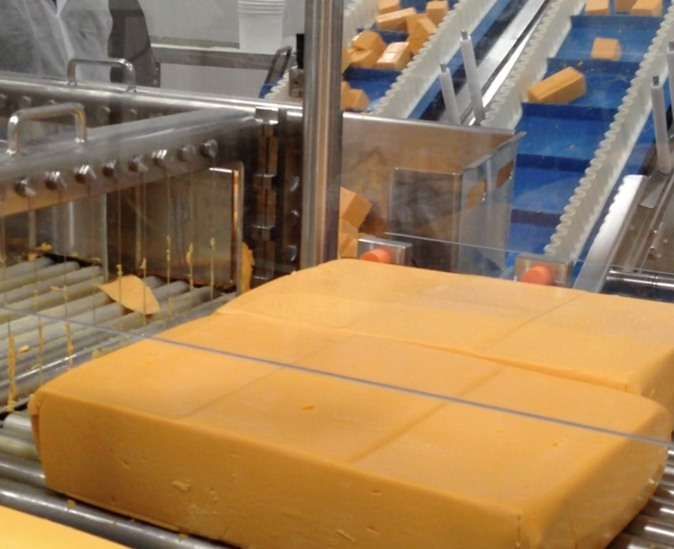 Retail Cheese Shred Lines