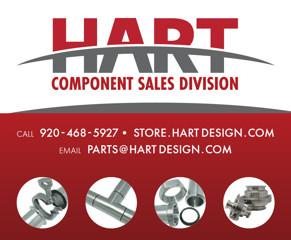 The Component Sales Division at HART Design & Manufacturing