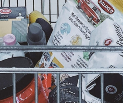 HART Grocery Cart